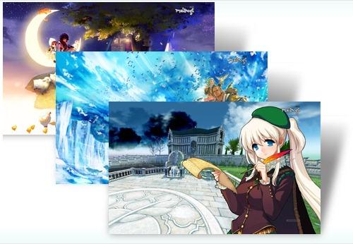 설레는 모험과 낭만을 꿈꾸고 계신가요? MMORPG 마비노기를 감상할 수 있는 멋진 윈도우 7 테마와 함께 판타지 여행을 시작해보세요.