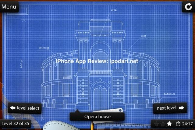 아이폰 아이패드 게임 블루프린트 3D Blueprint 3D