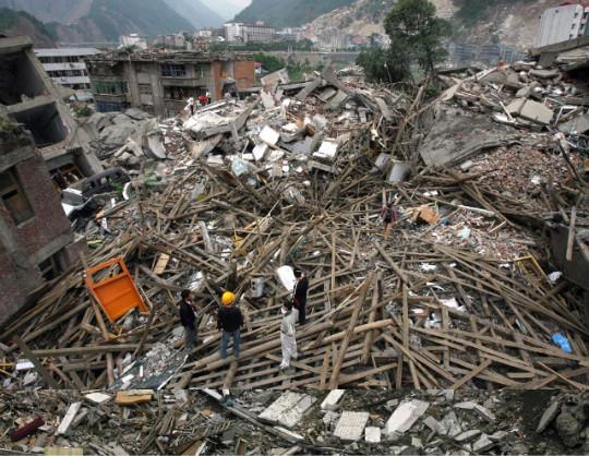 Big Recent Natural Disasters