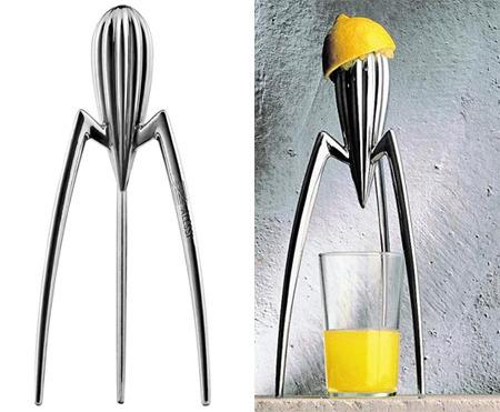 DeBrarian :: [정경원의 디자인노트] [2] 주스 짜는 알루미늄 제품 ...