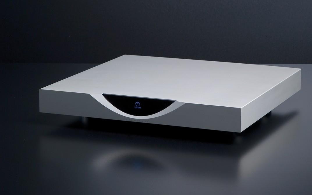 LINN KLIMAX DS 플레이어 전시 - 세계 최고의 일체형 하이파이 재생기기