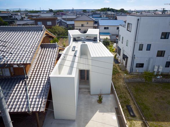 hideakitakayanagi yoonzip interior architecture. Black Bedroom Furniture Sets. Home Design Ideas