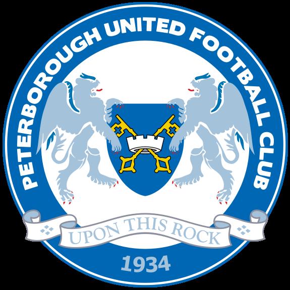 Peterborough United emblem(crest)