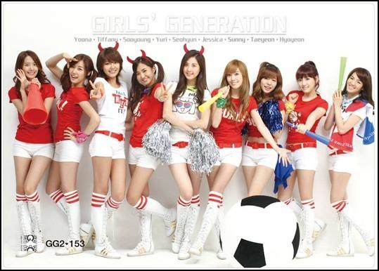 소녀시대, 화이트·블랙 이어 이번엔 '붉은 소시'
