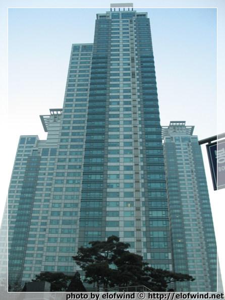 .. 한국의 최고가 아파트 중 하나 삼성동 IPark.