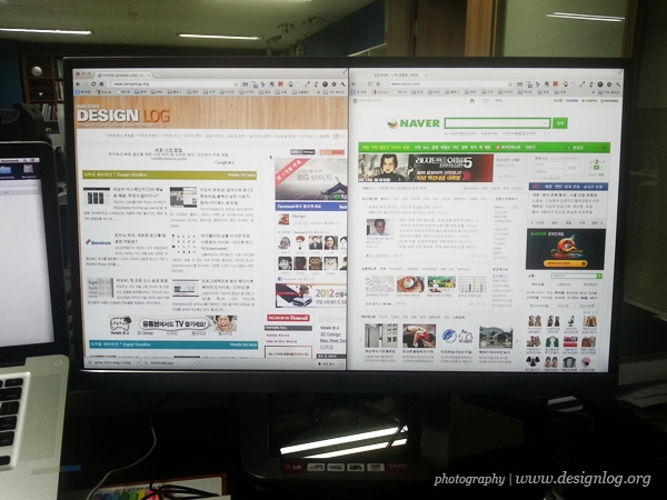 LG 시네마 3D TV 모니터
