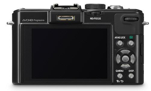 루믹스 lx7 - 3인치 92만화소 LCD