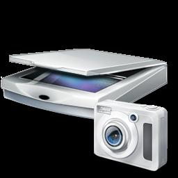 스캐너와 디지털 카메라 (C) Microsoft