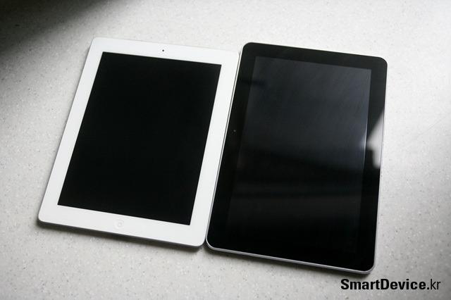 갤럭시탭10.1 vs 아이패드2, Galaxy Tab 10.1 vs iPAd2