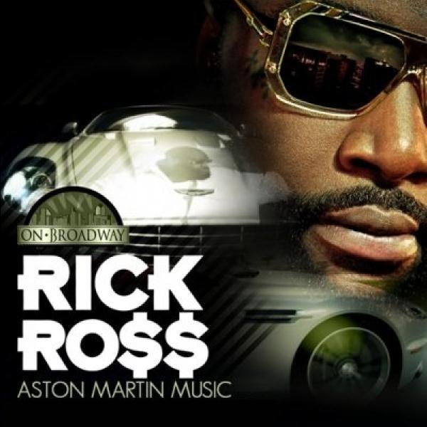 Rick Ross - Aston Martin Music Lyrics | MetroLyrics