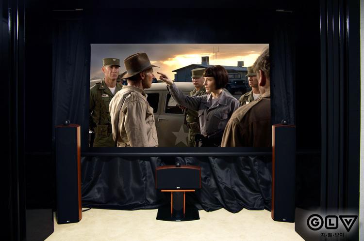 [Private Theater] 공간을 최대한 이용하여 전용룸 구축