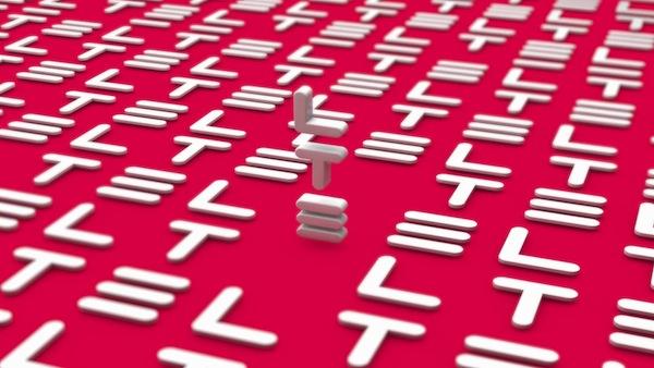 'LTE무한능력, 눝' 캠페인-로고 플레이편