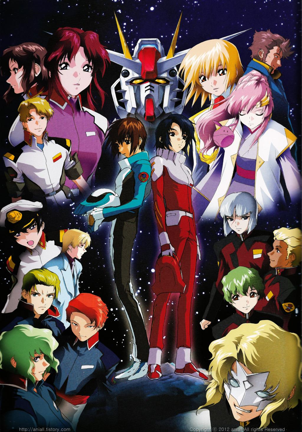 건담 시드 ( Gundam SEED )