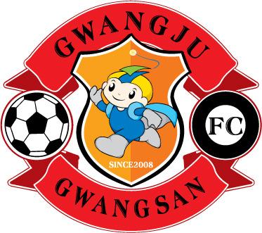 Gwangju Gwangsan FC emblem(crest)