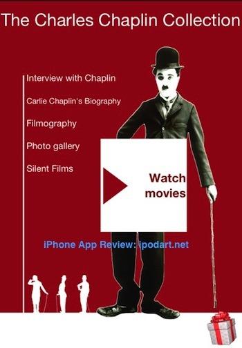 The Best Charles Chaplin Collection 찰리채플린 영화보기 아이폰 아이패드
