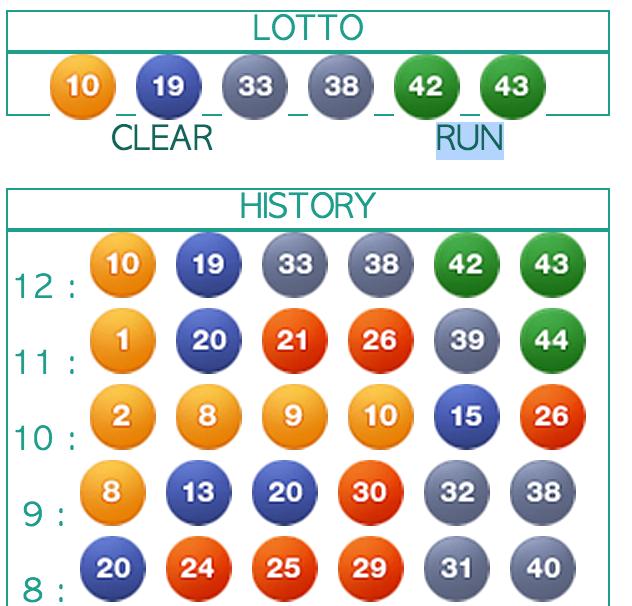 lotto 10.8