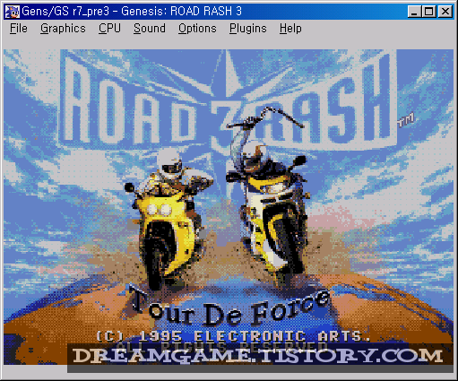 MD) ?? ?? (Road Rash) [??, ????, Down]