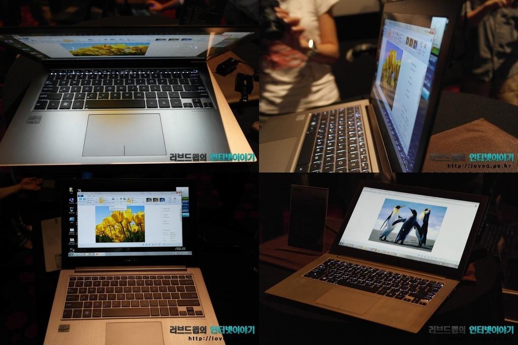 아수스 젠북 프라임 UX31A/UX32VD 2세대 울트라북 출시