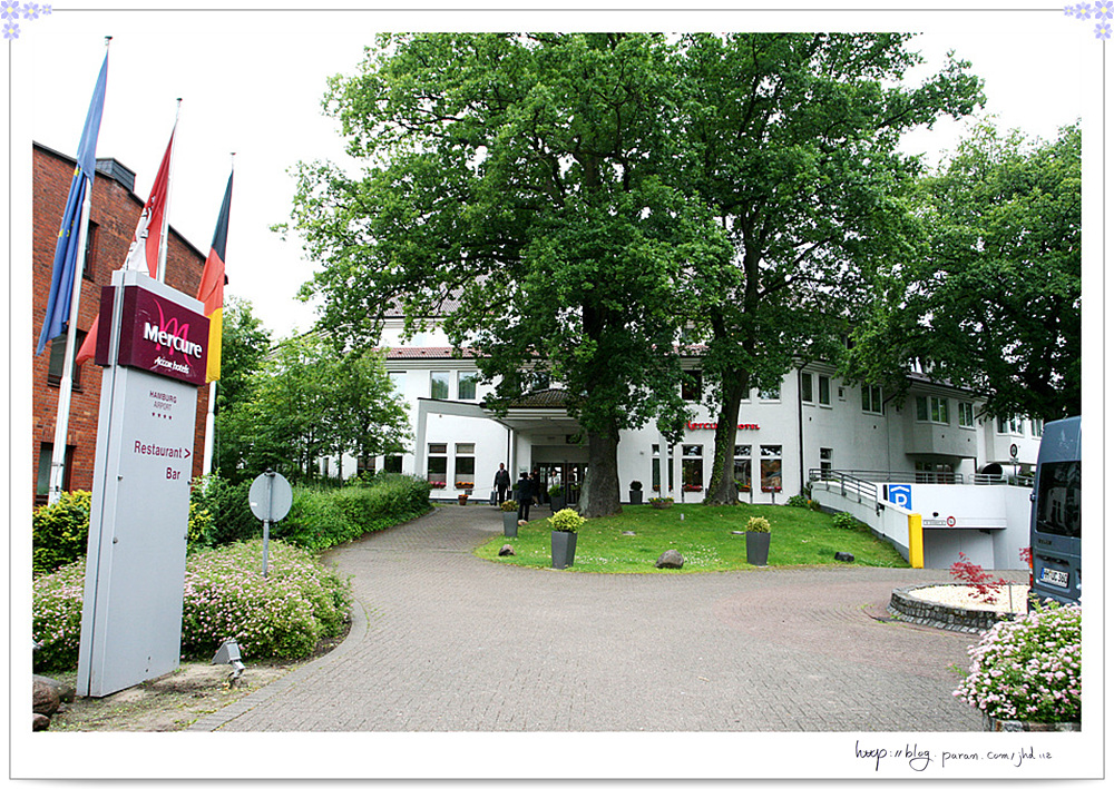 Hotel Mercure Hamburg Mebe