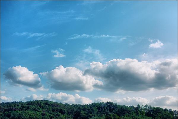 X100...하늘 파란 날...세상을 등지다...