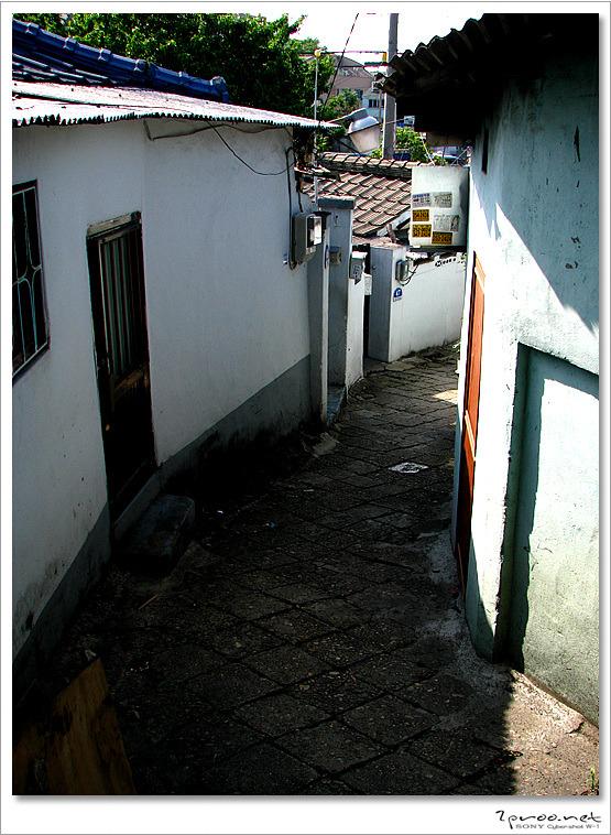 대전 재개발지역 사진들