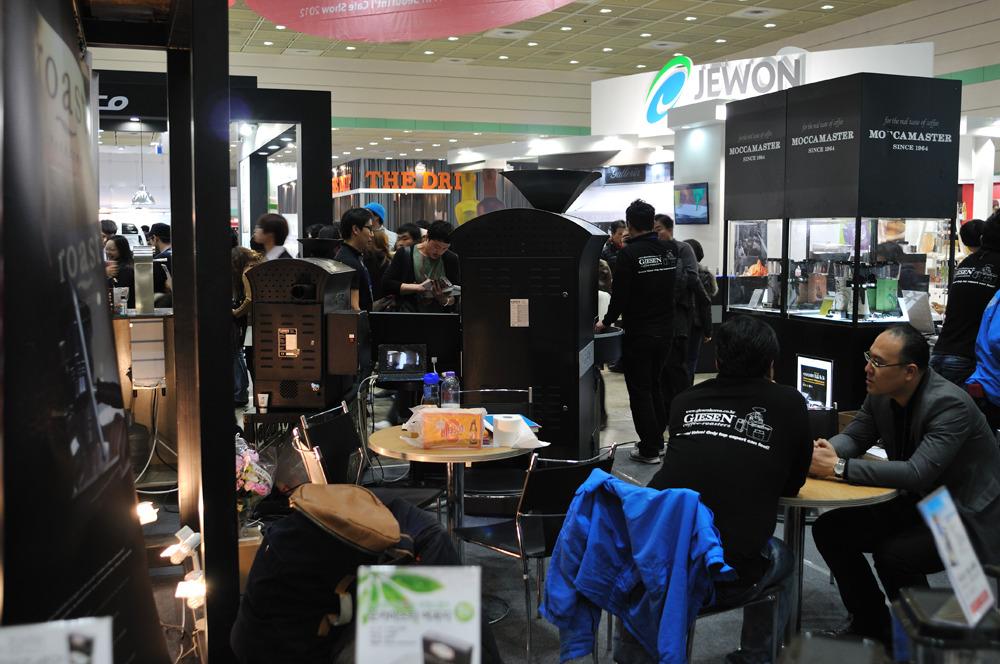 11th Seoul Int'l Cafe Show 2012