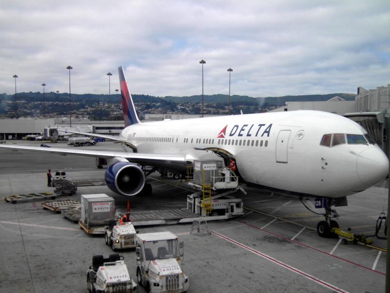 델타항공 Delta