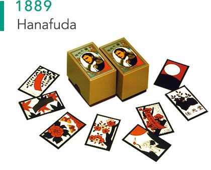 Nintendo Hanafuda 1889 닌텐도 화투
