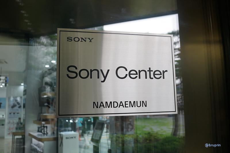 [BP/IT] 소니 센터 남대문 - A9과 엑스페리아 XZ