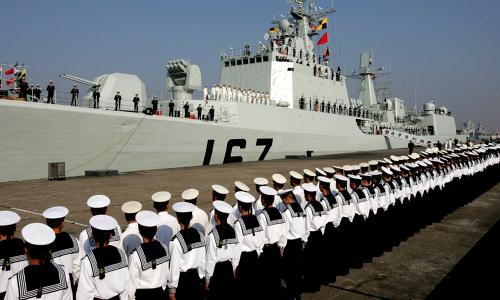 중국 정부가 중국 해군에 엄청나게 투자하는 이유 4가지