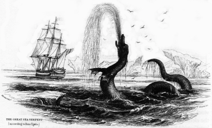 시 서펜트(Sea serpent)