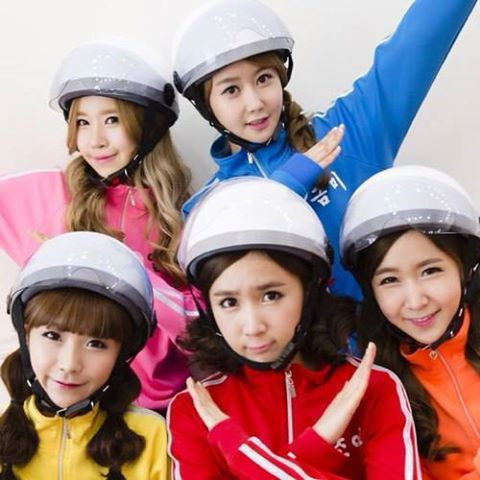 [Download] (Video Dance Practice) Crayon POP (크레용팝) - Bar Bar Bar