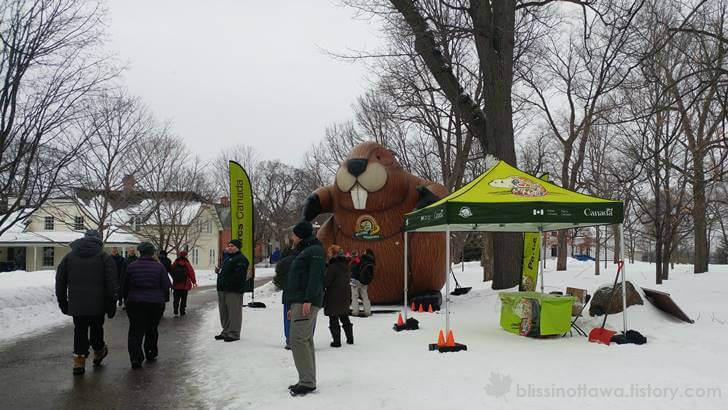 캐나다 국립 공원 홍보 중입니다