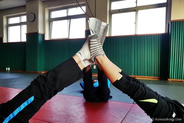 체력훈련사진