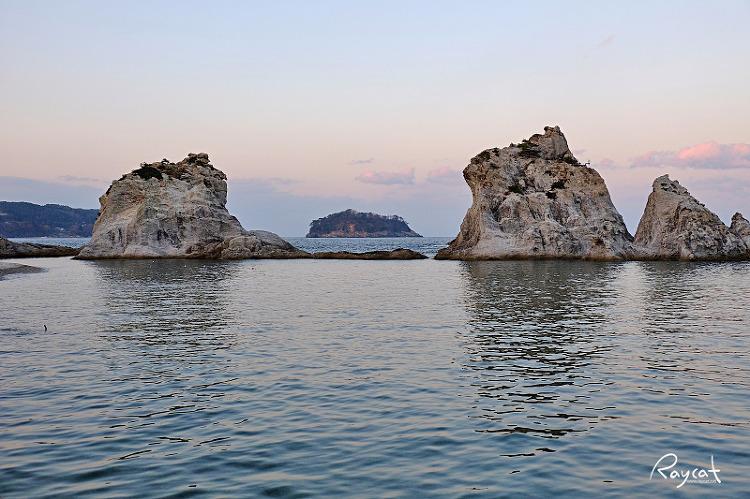조도가마하 산리쿠 해안