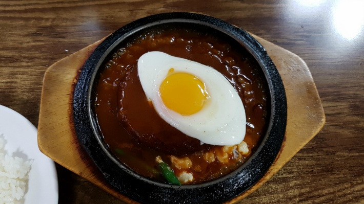 [수유 맛집] 다래 함박스텍 - 가성비 개이득
