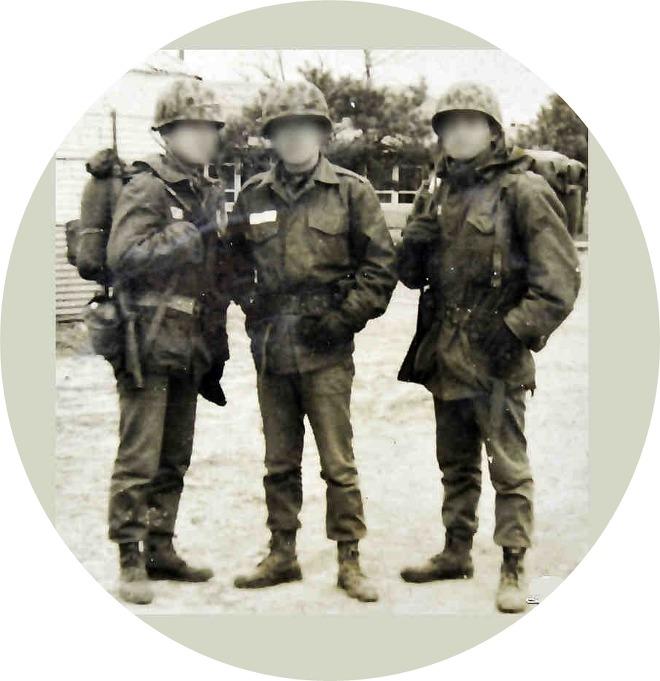 나는 아직도 대한민국 군인입니다.