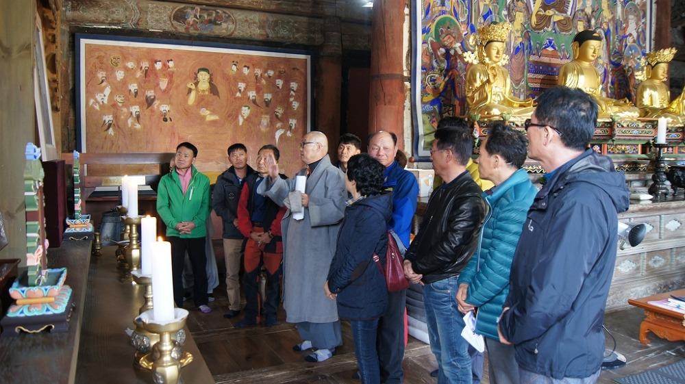 순창불교연합회, 불교 고전인문강좌 회향