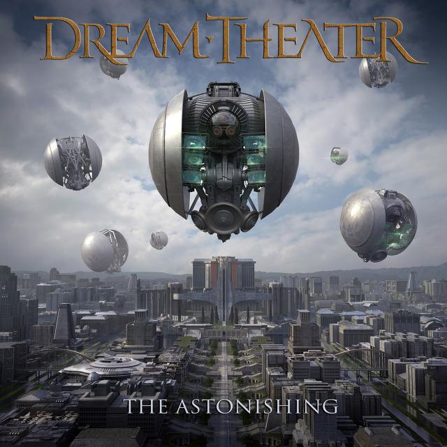 Dream Theater, 2010년대 접수해가는 드림 씨어터, 13번째 앨범 [The Astonishing]