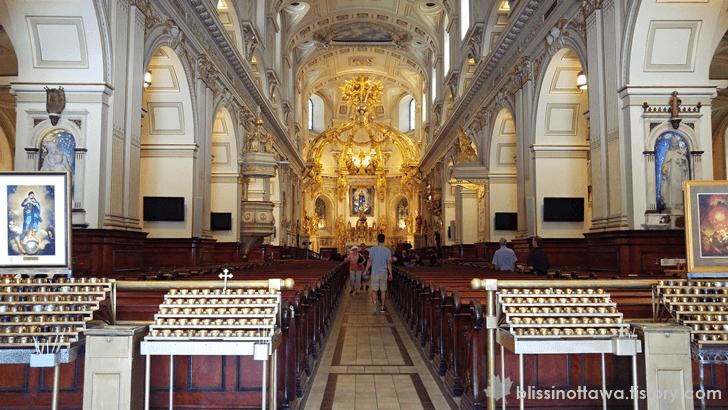 북미에서 가장 오래된 성당