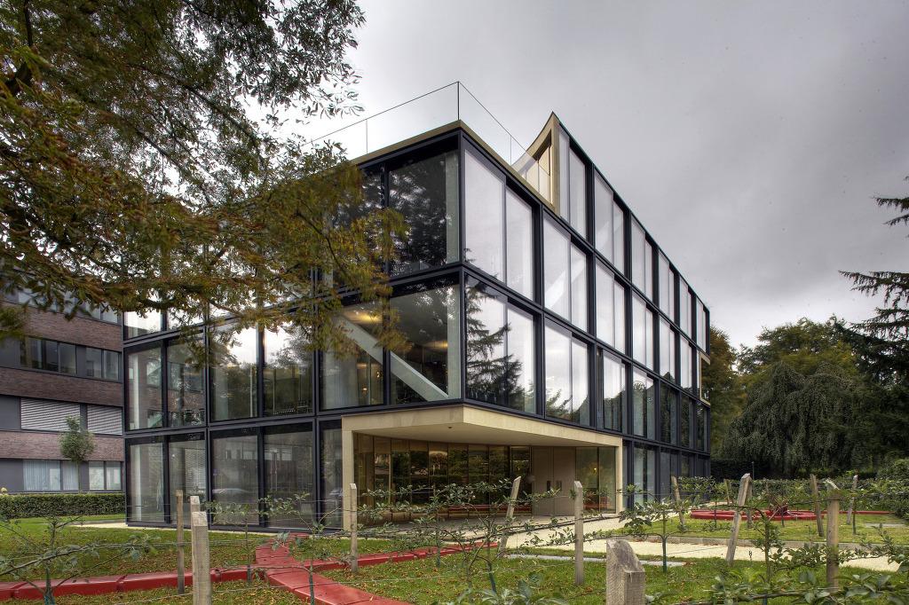 allmann sattler wappner architekten office building 5osa. Black Bedroom Furniture Sets. Home Design Ideas