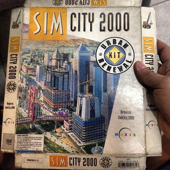 심시티 simcity 2000