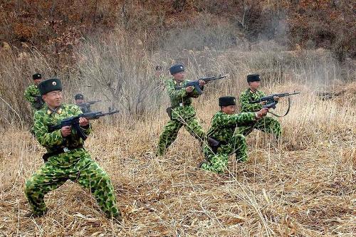 우리가 잘 모르는 북한이 운용하는 특수부대 5개