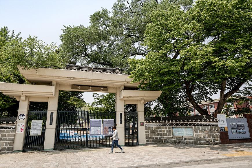 수원 역사가 서린 골목길 여행 행궁동 왕의 골목