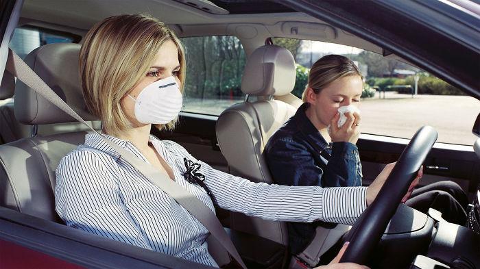 한화첨단소재 공식 블로그 자동차 실내 냄새로 알아보는 자동차 문제 진단 Tip