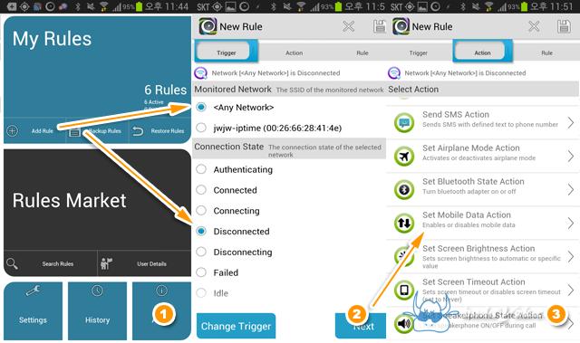 안드로이드 자동화 앱 오토메이트잇(AutomateIt)