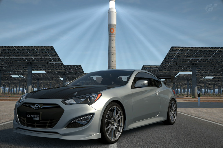 2013 hyundai genesis coupe 3 8 gt r spec in gran turismo 6. Black Bedroom Furniture Sets. Home Design Ideas