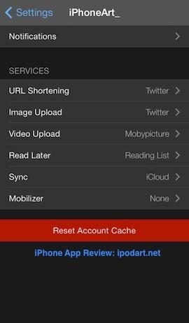 Tweetbot 3 for Twitter 트윗봇3 아이폰 추천 트위터 앱
