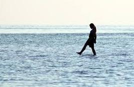 물 걷는 꿈