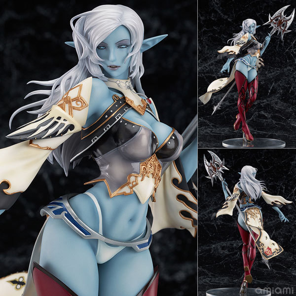 Lineage Dark Elf Figure
